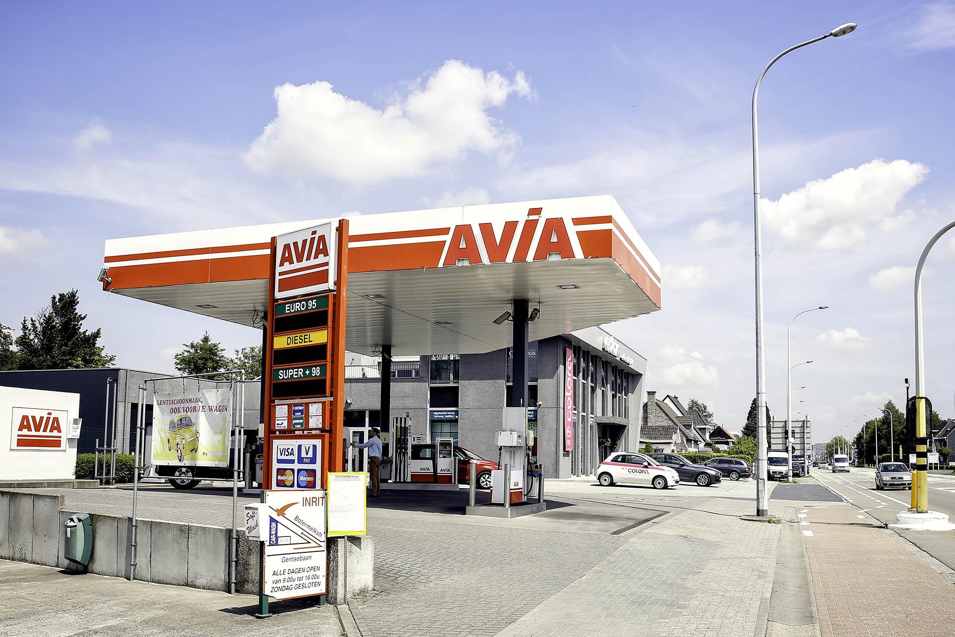 Eggo Keukens Sint Niklaas Openingsuren : Avia – Avia St Niklaas, Gentse Baan 73